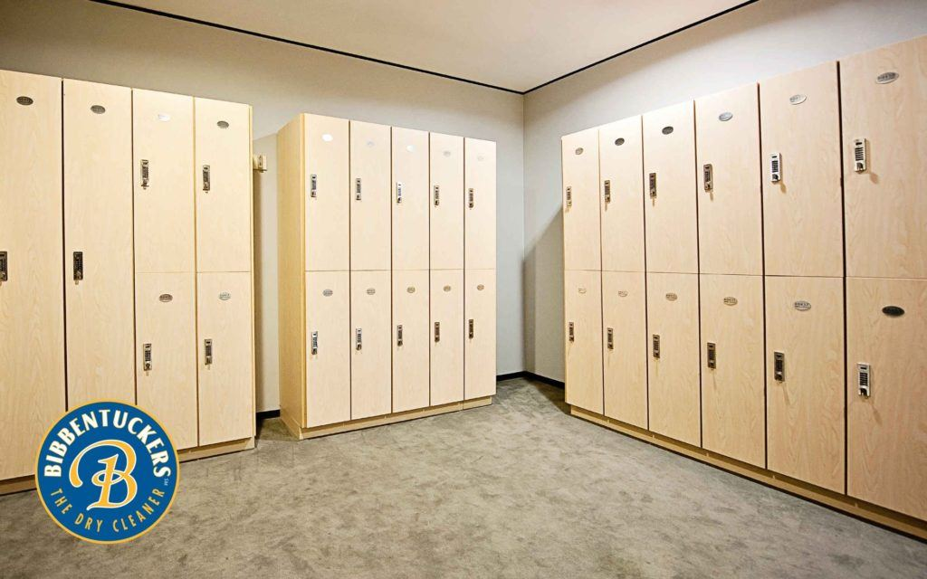 Bibbentuckers' Corporate Concierge Services Pickup and Deliver Lockers
