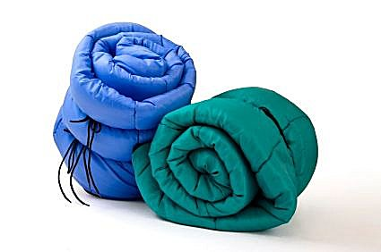 Cleaning Sleeping Bags