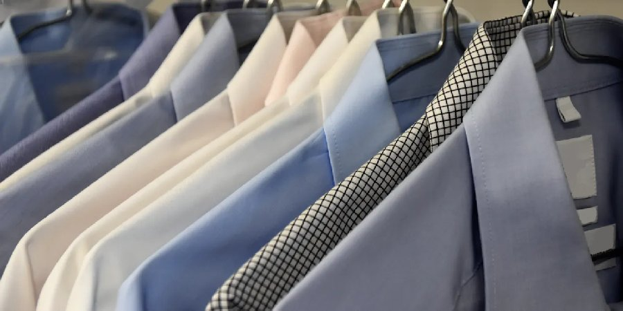 Laundering Dress Shirts