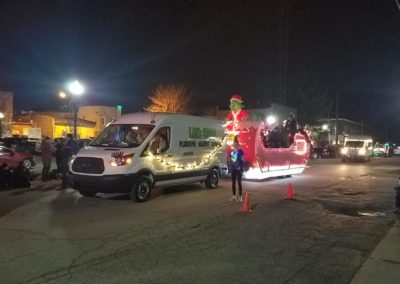Lake Orion Lighted Parade