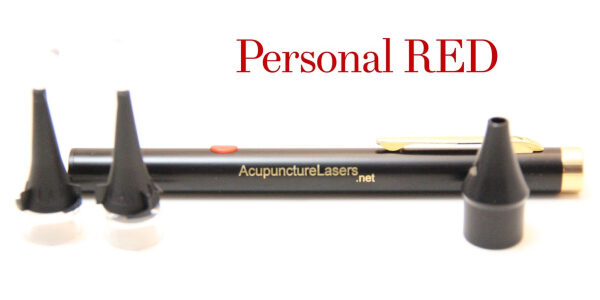 personal laser acupuncture pen