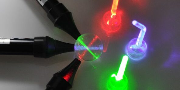 tri lasers