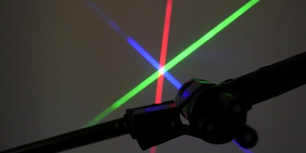 tri lasers in action