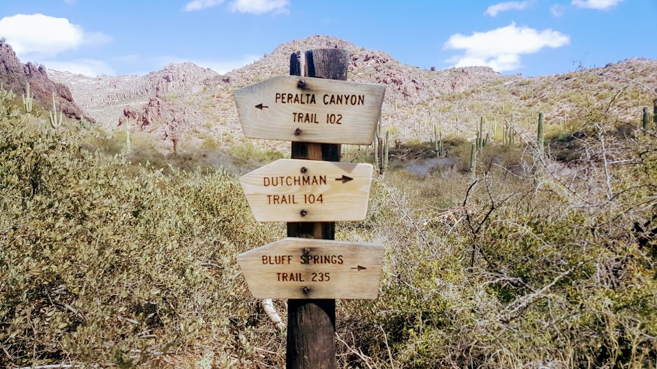 Peralta Trail Family Hike 3/4/2018