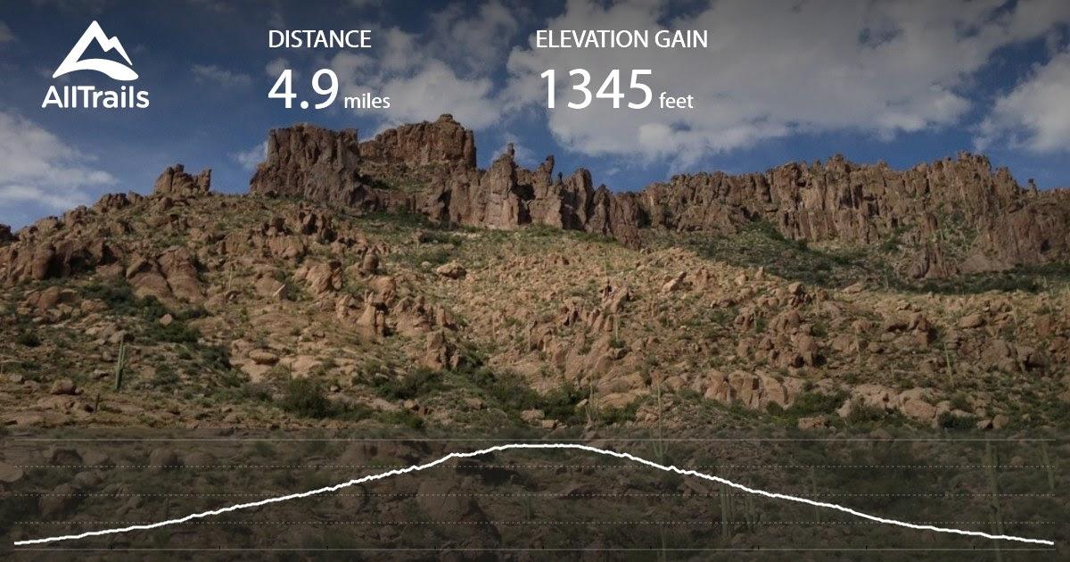 Peralta Trail Gold Canyon, Arizona