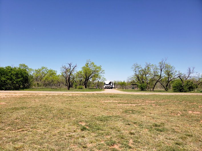 Campground Review: Sea Bee Park, Abilene Texas