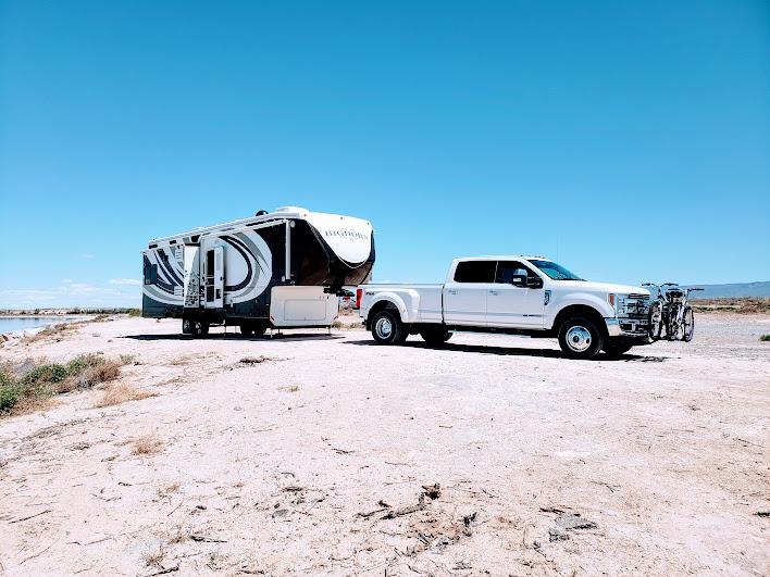 Holloman Lake-New Mexico