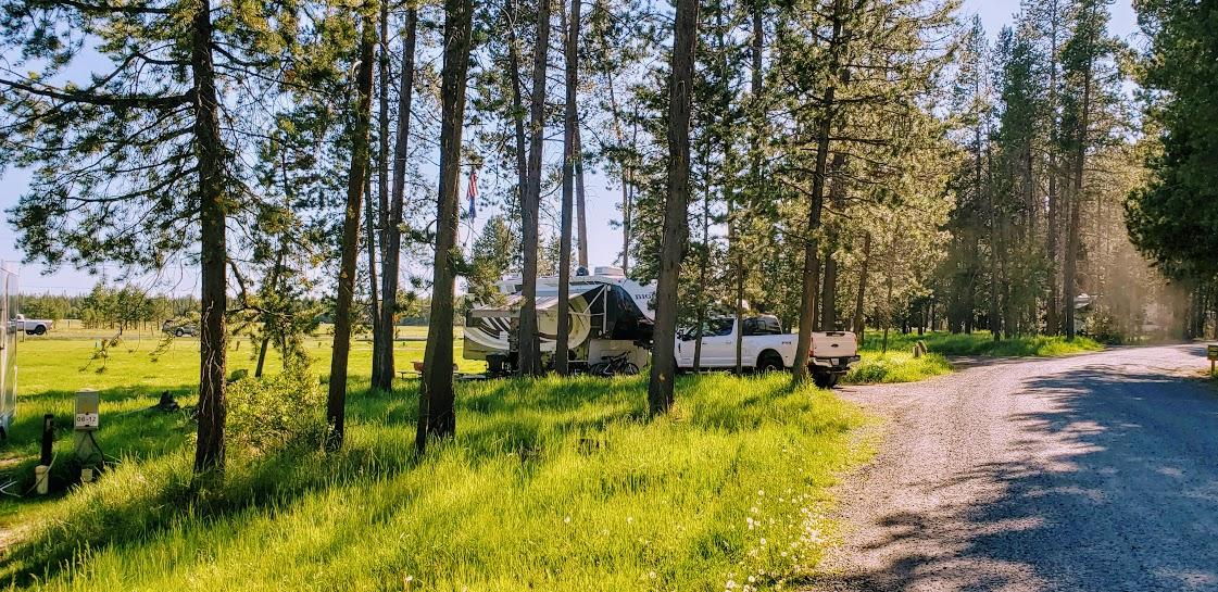 Bend Thousand Trails