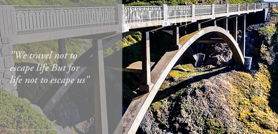 The Bridge - PCH 101 Oregon Coast