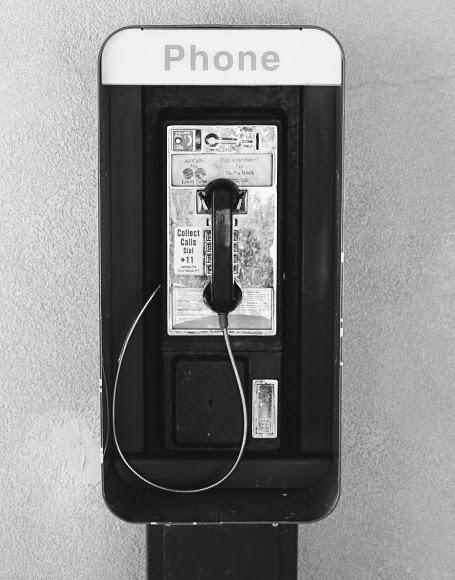 Vintage Payphone
