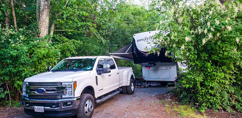 La Conner RV Resort, Thousand Trails