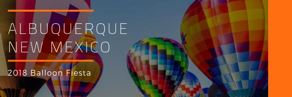 Albuquerque Balloon Fiesta 2018