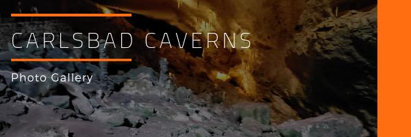Carlsbad Caverns National Park Photo Gallery