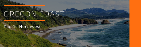 Oregon Coast View Points