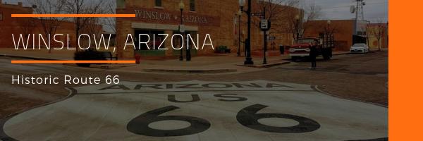 Winslow Arizona Photo Gallery