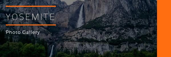 Yosemite National Park Photo Gallery