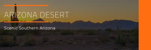 Scenic Arizona Desert Photo Gallery