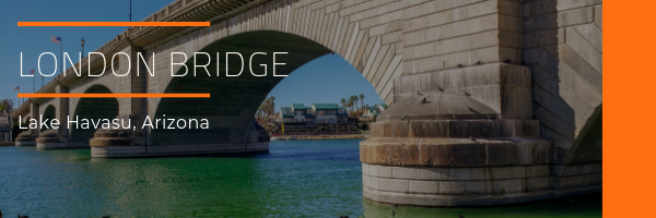 Lake Havasu - London Bridge Photo Gallery
