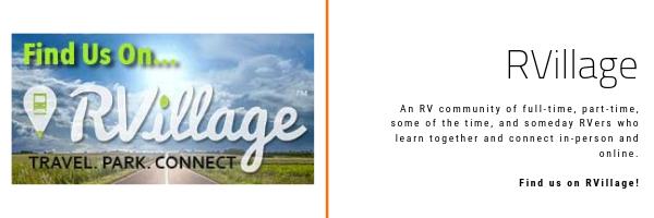 Find us on RVillage