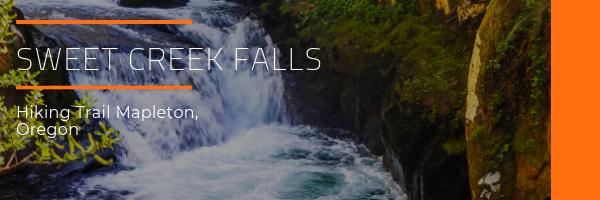 Sweet Creek Falls Photo Gallery