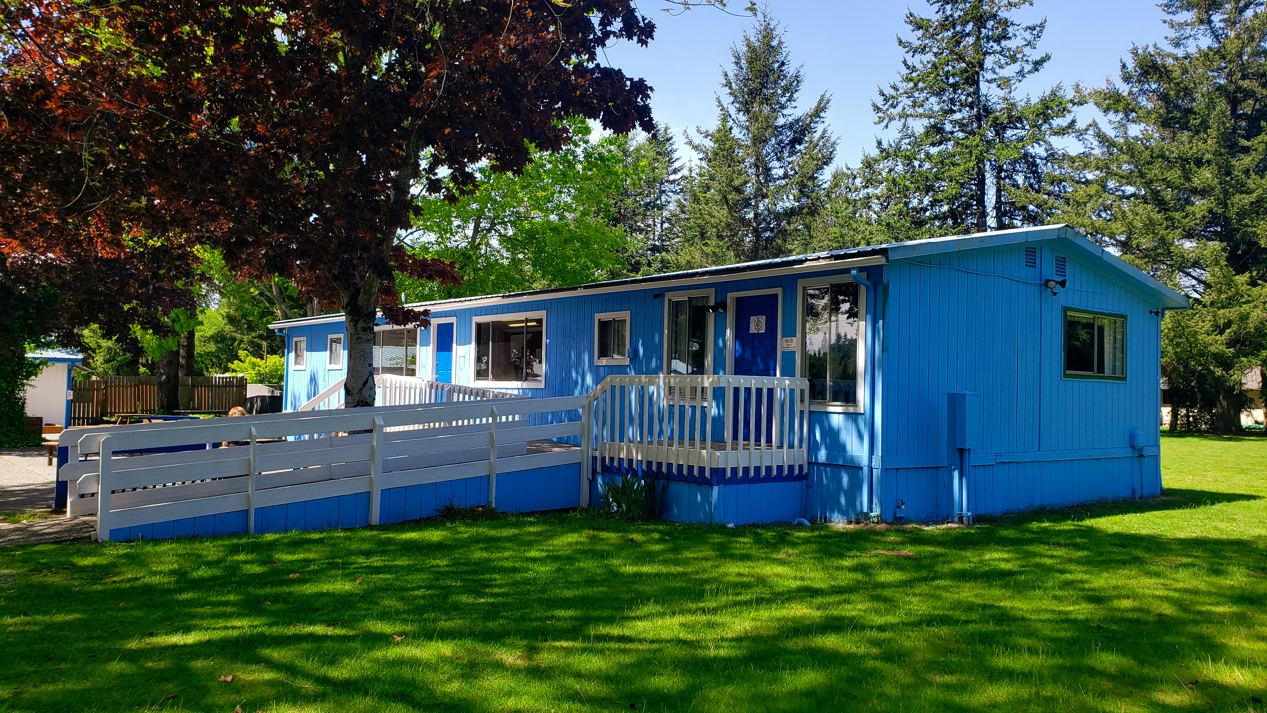 Activity Center - Birch Bay RV Campground, Thousand Trails