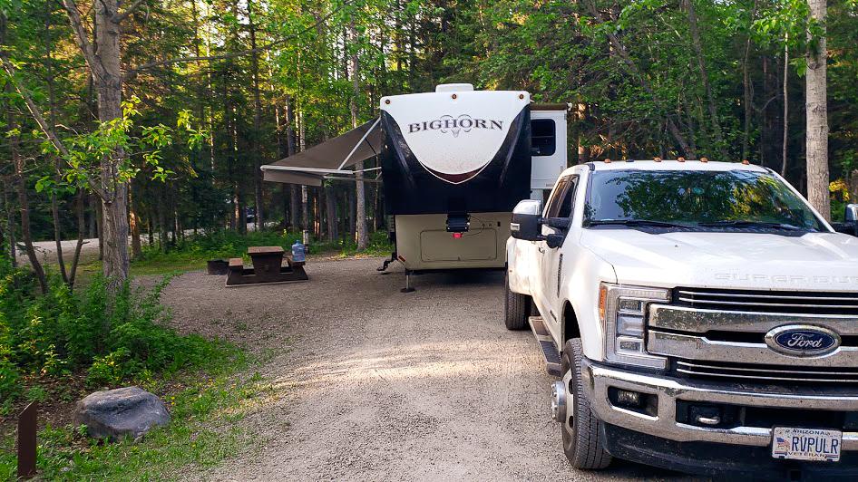 Liard River Hot Springs Provincial Park, British Columbia