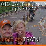 Journey to Alaska Episode 17 | All Aboard! The Alaska Railroad!