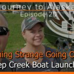 Journey to Alaska Episode 20 | Ninilchik, Alaska | Deep Creek Boat Launch