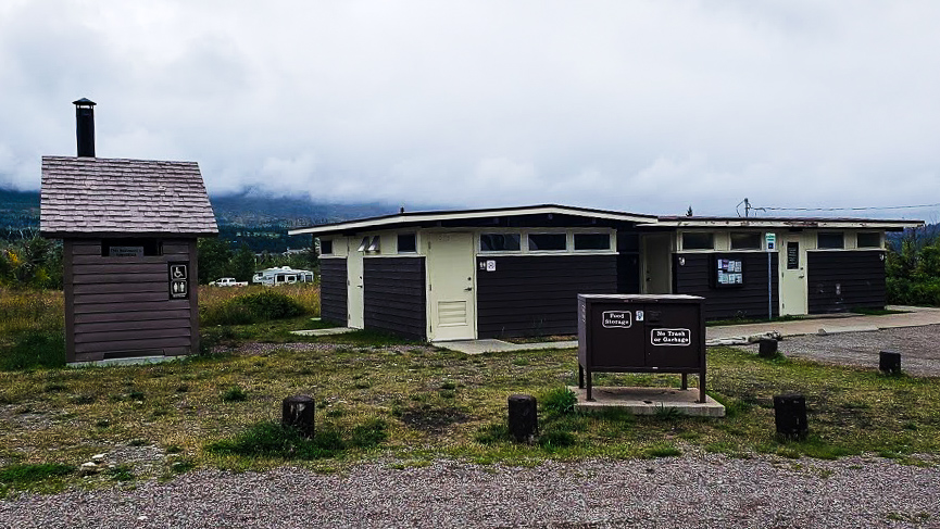 Campground Review   St. Mary's Campground   Glacier National Park