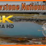 Yellowstone National Park | Old Faithful in 4K Video | Plus 10 Fun Facts!
