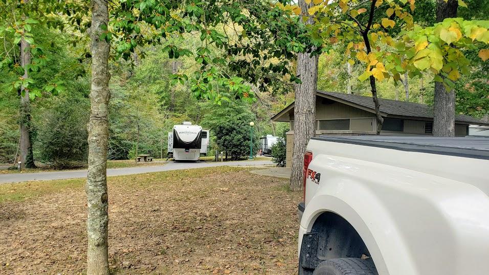Campground Review | Gulpha Gorge | Hot Springs, Arkansas