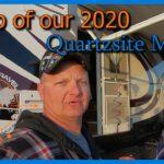 2020 Quartzsite Meetup