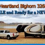 FOR SALE – 2014 HEARTLAND BIGHORN 3260 ELITE