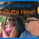 Travel Day – Indiana to Manistee, Michigan