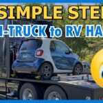 How to Convert a Semi-Truck to a RV Hauler