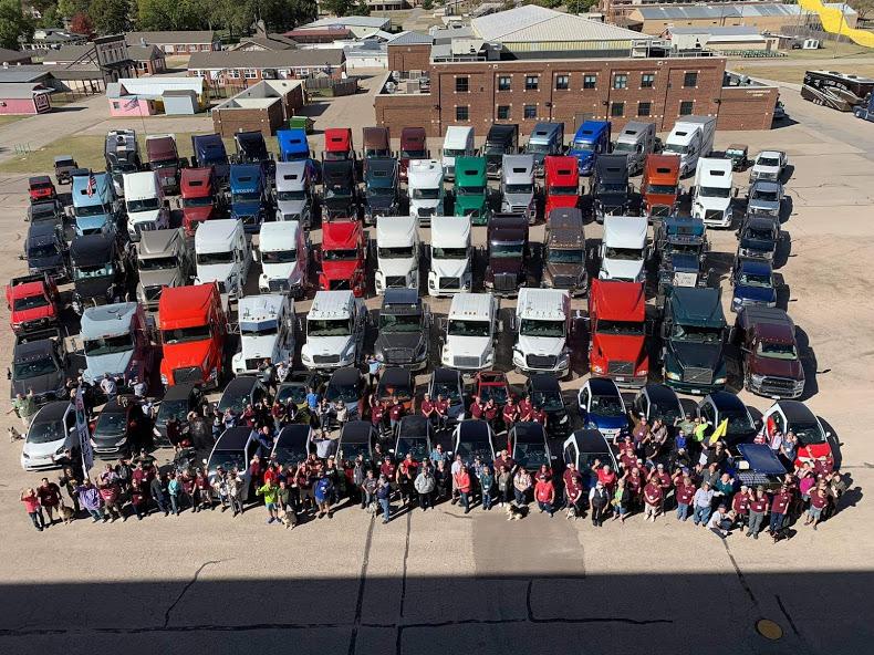 2020 National Heavy Duty Truck Rally!
