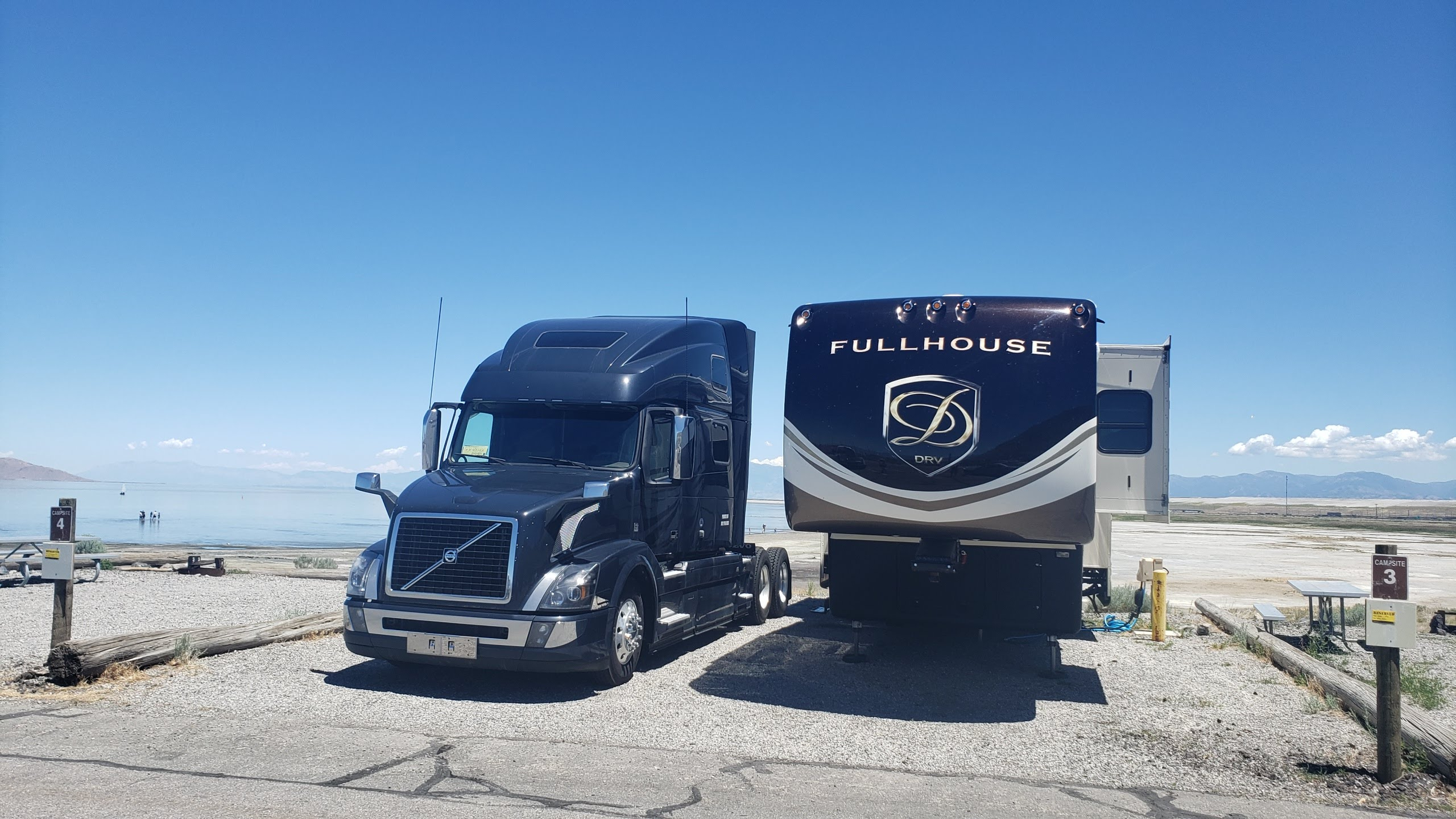 Our Volvo and DRV Fullhouse