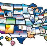 RV Sticker Map