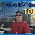 2016 Volvo VNL 780 RV Hauler Video Tour