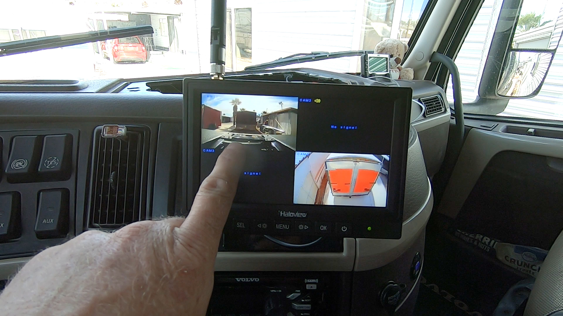 Haloview RD7 Wireless Camera Install & Review