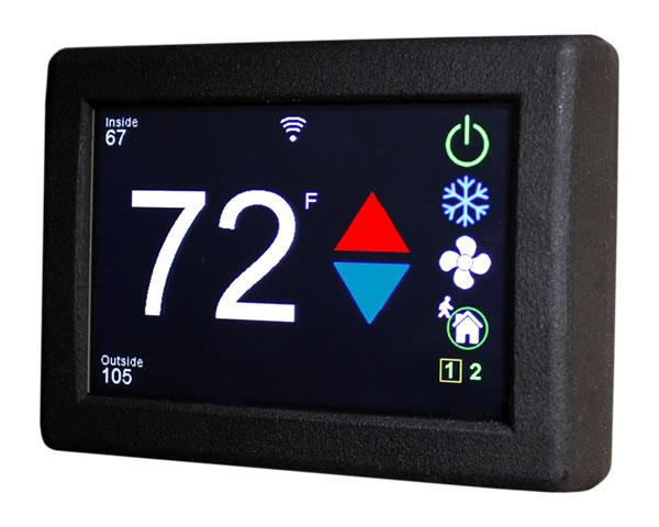 Upgrading to a Micro-Air Easy Touch RV Thermostat