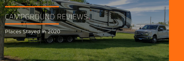 Campground Reviews 2020