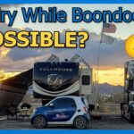 Doing Laundry Boondocking? Is it Possible?