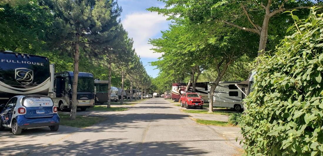 Salt Lake City KOA Holiday | Campground Review