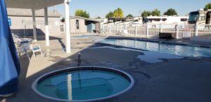 Ambassador RV Resort, Caldwell Idaho   Campground Review