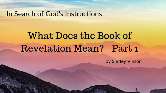 Episode 5: What Does the Book of Revelation Mean? Part 1