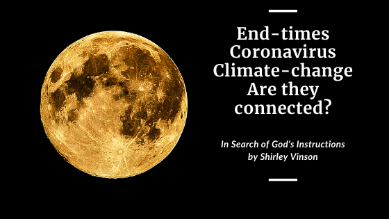 Episode 9: End-Times, Coronavirus, Climate Change – Are They Connect?