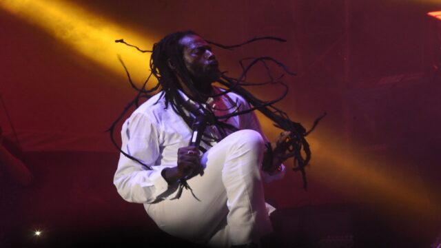 Buju Banton Long Walk To Freedom Full Concert - Video
