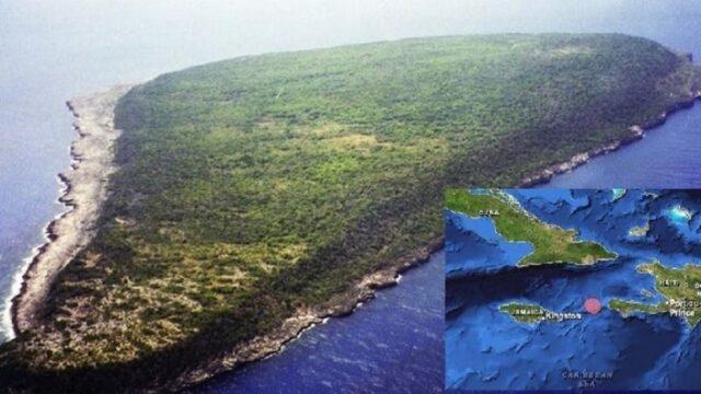 Secret Island between Jamaica and Haiti: Navassa Island
