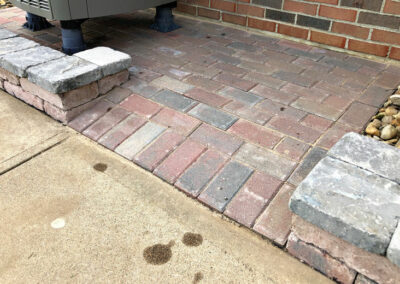 Pavers and Patio